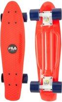 Fila SMART RETRO SKATEBOARD RED ROOD One Size