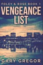 Vengeance List: Large Print Edition