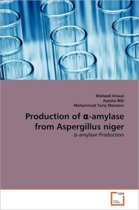 Production of -Amylase from Aspergillus Niger