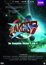 Blakes 7 - serie 1-4 compleet