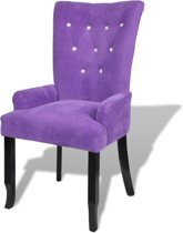 Paarse Draai Fauteuil.Bol Com Paarse Fauteuil Kopen Alle Paarse Fauteuils Online