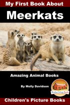 My First Book about Meerkats: Amazing Animal Books - Children's Picture Books