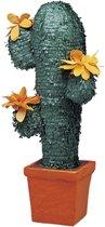 """Cactus pinata  - Feestdecoratievoorwerp - One size"""