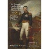 Overige publicaties - De Grondwet van het Verenigd Koninkrijk der Nederlanden van 1815