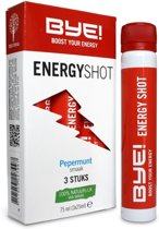 12x BYE! Energy Shot - 3 x 25 ml