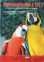 Handboek papegaaien van A tot Z