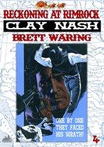 Clay Nash 4: Reckoning at Rimrock