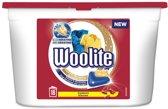 Woolite Keratine Kleuren wasmiddel 18 capsules