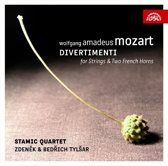 Divertimenti For String Quartet