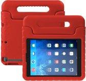 BTH iPad 4 Kids Proof Hoesje Kinder Case Kids Case Shock Cover - Rood