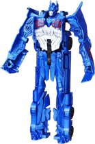 Transformers 4-Step Titan Changer Optimus Prime - 20 cm - Robot