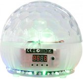 Ibiza Light - 9-KLEURIGE ASTRO & RGB UFO LICHT EFFECT