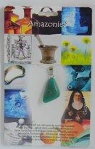 Spirituele hangersteen Amazoniet