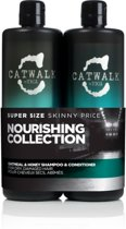 Tigi Catwalk Oatmeal & Honey shampoo + conditioner