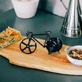 DOIY Fixie Racefiets pizzasnijder - Zwart marmer