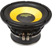 X--ion-Serie 250 mm LONG STROKE - Subwoofer 550/400 watt