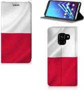 Standcase Samsung Galaxy A8 (2018) Polen