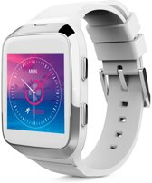 MyKronoz Smartwatch ZeSplash2 - Wit/zilver