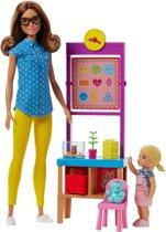 Barbie Carrierepop - Lerarenspeelset