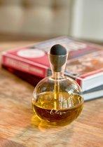 Riviera Maison Oliva Oil Bottle  - Olie- en azijnstel - Glas