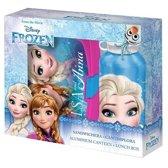 Disney Frozen WD19505 lunchtrommel Lunch container Multi kleuren Kunststof 2 stuk(s)