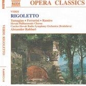 Verdi: Rigoletto / Rahbari, Tumagian, Ferrarini, et al