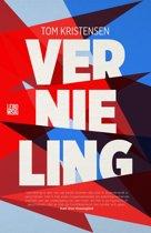 Boek cover Vernieling van Tom Kristensen (Onbekend)