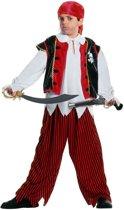Zee piraat kostuum voor kinderen - Verkleedkleding - Maat 128