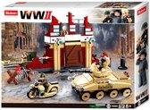 Building Blocks WWII Serie Battle of Stalingrad