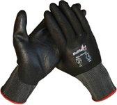 *** 60 PAAR *** Bull-Flex allround montage werkhandschoen PU-flex coating - zwart - maat L/9