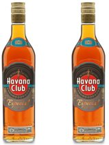 Havana Club Añejo Especial - 70 cl- 2-pack