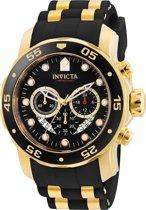 Invicta - Pro Diver - 6981 - Polshorloge - Zwart