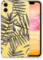 iPhone 11 TPU Case Leaves Grey