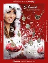 Afbeelding van Genetic Sieraden Adventskalender - 22 hangers en 2 kettingen