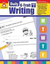 Daily 6-Trait Writing Grade 1