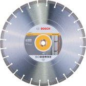 Bosch - Diamantdoorslijpschijf Expert for Universal 400 x 20,00+25,40 x 3,2 x 12 mm