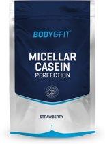 Body & Fit Micellar Casein Perfection - 750 gram - Strawberry milkshake - Whey protein / Eiwitshake