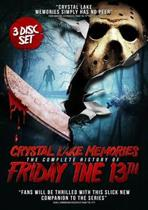 Crystal Lake Memories - The Complete History Of Friday 13Th (import) (dvd)