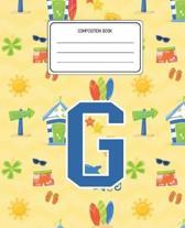 Composition Book G