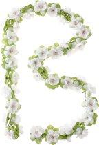 Basil Flower Garland - Bloemenstreng - Wit