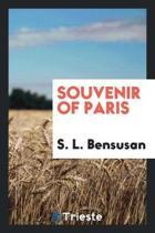 Souvenir of Paris