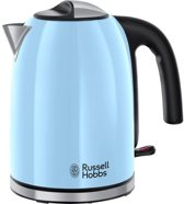 Russell Hobbs Colours Plus+ 20417-70  - 1.7L Waterkoker - Blauw