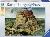Ravensburger puzzel De toren Babel - Legpuzzel - 5000 stukjes