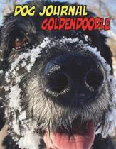 Dog Journal Goldendoodle