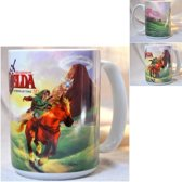 Zelda Ocarina of Time Mug (Green)