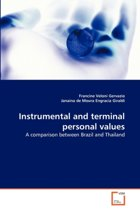 Instrumental and Terminal Personal Values