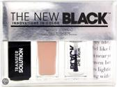 The New Black Typography - Weekly Journal - Nagellak