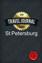 Travel Journal St Petersburg