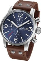 TW Steel Maverick MS104 Heren Horloge Staal 48mm Chrono