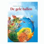 Omslag van 'De gele ballon'